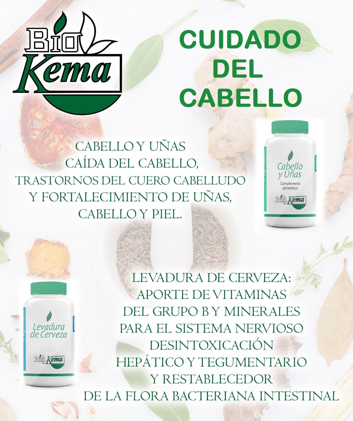 PRODUCTOS BIOKEMA BENEFICIOSOS PARA EL CABELLO